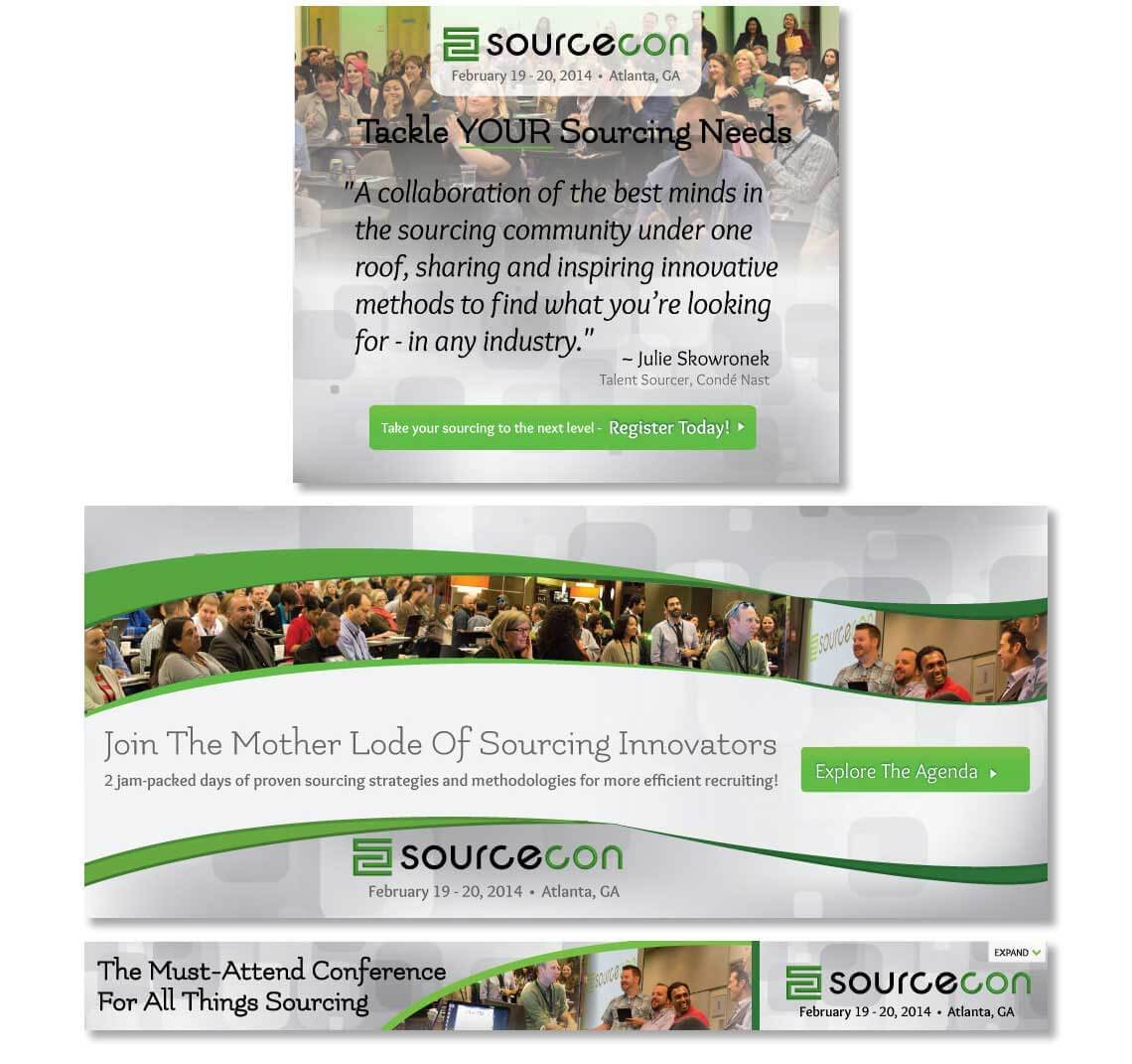 SourceCon Conference Ads
